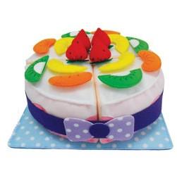 폭신폭신 헝겊 케이크