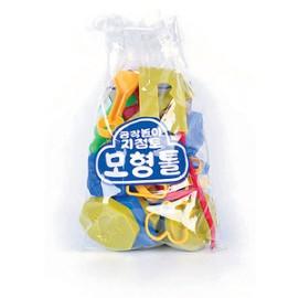 점토모형틀(봉지)