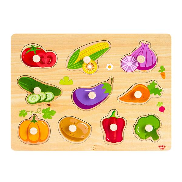 [투키토이] 야채꼭지퍼즐