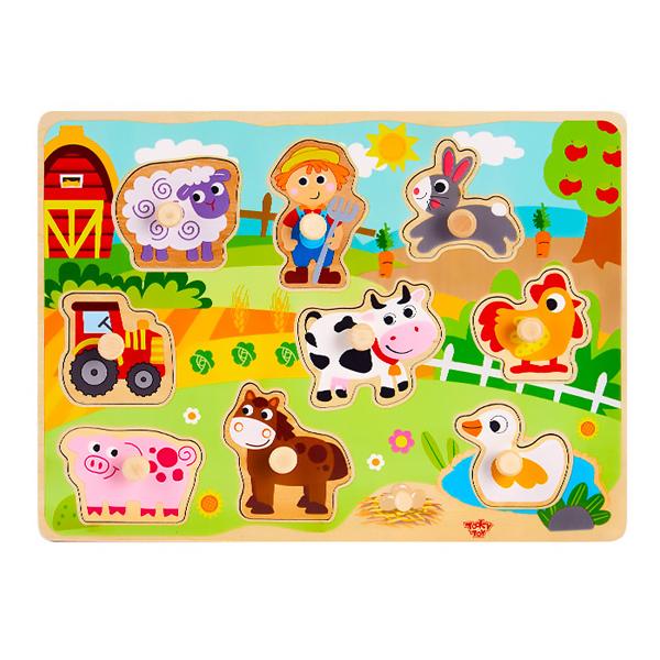 [투키토이] 농장꼭지퍼즐